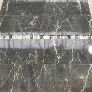 Elegance Marble Gris Gloss 60 x 30 Porcelain Wall & Floor Tile