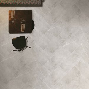 Liberty White 30 x 60 cm Porcelain. This high quality tile is suitable for both wall and floor use.